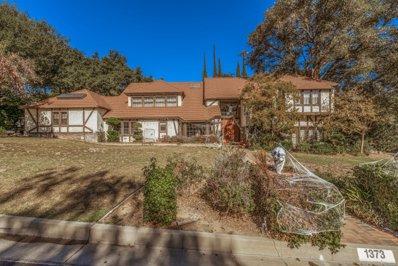 1373 El Mirador Dr, Pasadena, CA 91103 - #: P111AZI