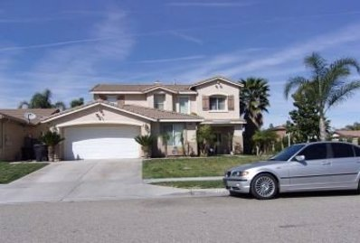 17304 Birchtree Street, Fontana, CA 92337 - #: P111MUO