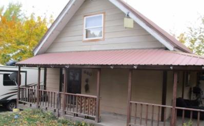 640 Oak Street, Potlatch, ID 83855 - #: P111S09