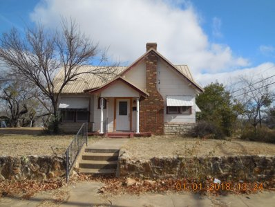 308 South Dixie Street, Eastland, TX 76448 - #: P111U1S