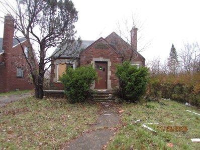 14258 Glenfield Street, Detroit, MI 48213 - #: P11202O