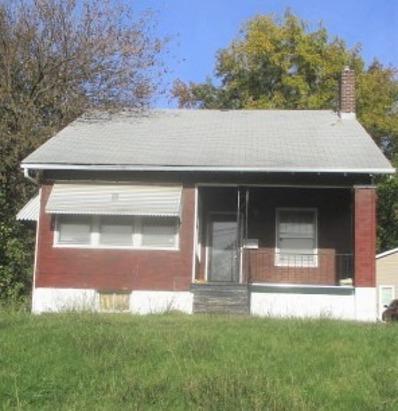 8521 Octavia Ave, St. Louis, MO 63136 - #: P112037