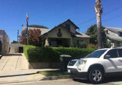 409 South 4TH Street, Alhambra, CA 91801 - #: P1120WN
