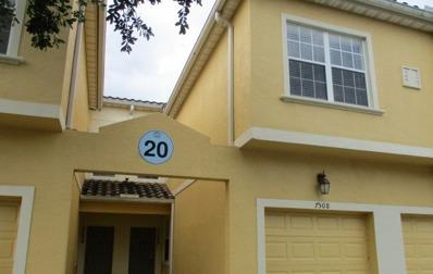 7508 Pellham Way 7004, Kissimmee, FL 34747 - #: P1122F5