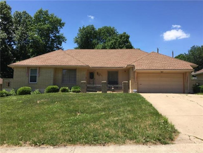 3600 S Emery St, Independence, MO 64055 - #: P1122OU