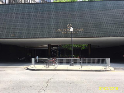 505 N Lake Shore Drive, Chicago, IL 60611 - #: P1123UC