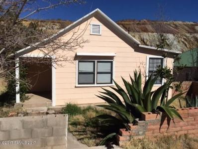 815 Pittsburg Avenue, Bisbee, AZ 85603 - #: P1126UV