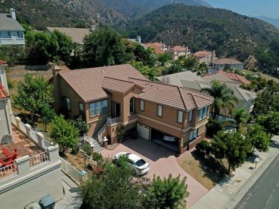 3825 Sky View Lane, Glendale, CA 91214 - #: P11270V