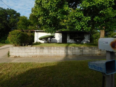 2366 Roosevelt Place, Gary, IN 46404 - #: P11286G