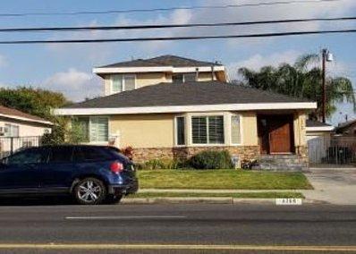 4744 Palo Verde Avenue, Lakewood, CA 90713 - #: P112AZV