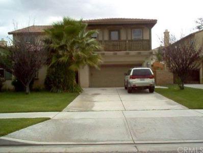1652 Torino Street, Redlands, CA 92374 - #: P112C3M
