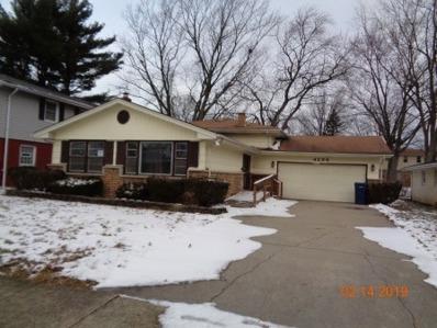 4234 Applewood Lane, Matteson, IL 60443 - #: P112CFY