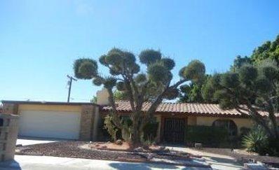 2841 Vincentia Rd, Palm Springs, CA 92262 - #: P112CJW