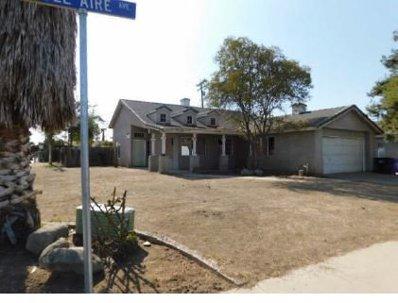 709 Bel Aire Ave, Porterville, CA 93257 - #: P112D7Q