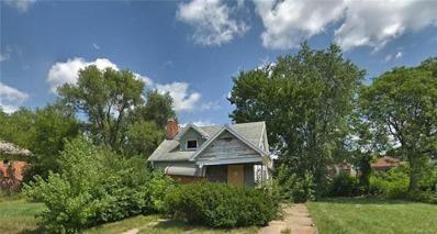 12644 Cherrylawn Street, Detroit, MI 48238 - #: P112G2Q