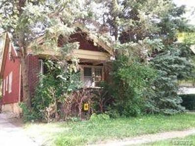 9358 Pinehurst Street, Detroit, MI 48204 - #: P112GPD