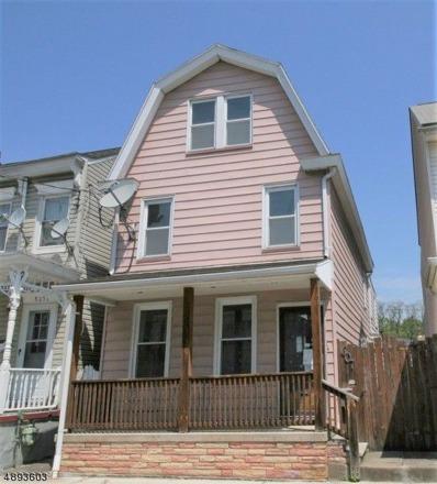 607 S Main St, Phillipsburg Town, NJ 08865 - #: P112GT8