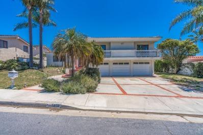 5850 Ocean Terrace Drive, Rancho Palos Verdes, CA 90275 - #: P112J7F
