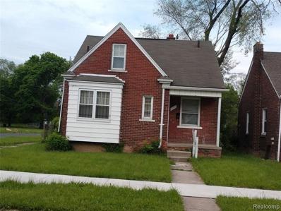 8166 Lauder Street, Detroit, MI 48228 - #: P112JRZ