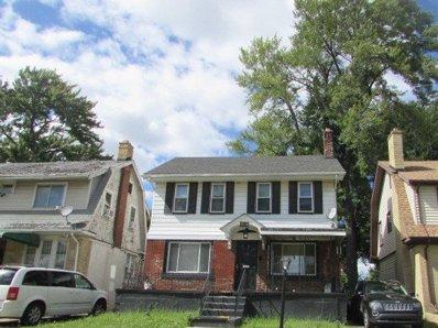 2056 Collingwood St, Detroit, MI 48206 - #: P112MOU