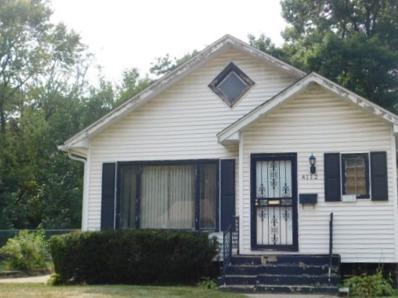 4112 Louisiana St, Gary, IN 46409 - #: P112NS2