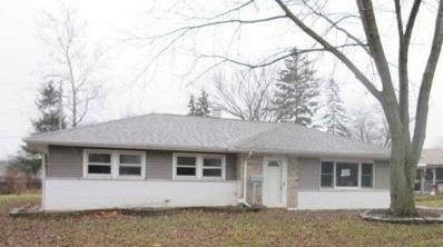 135 Blackhawk Drive, Park Forest, IL 60466 - #: P112QX3
